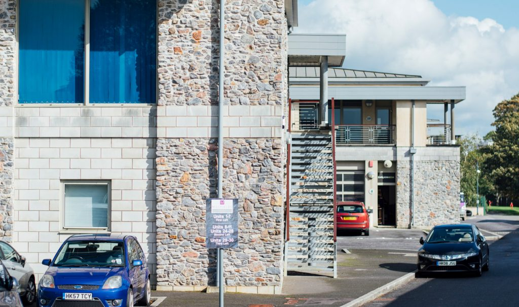 Office to rent in Plymouth and more, Millfields Trust