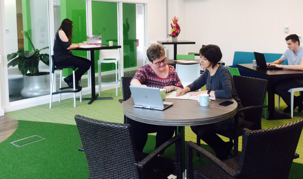 Is coworking right for you?, Millfields Trust